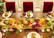 ایده هایی زیبا از تزیین میز عصرانه