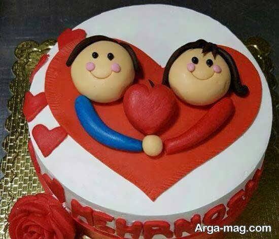 نمونه های دوست داشتنی تزیین کیک تولد دوقلوها
