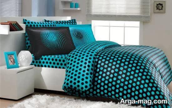 مدل روتختی دو نفره برای دیزاین اتاق خواب