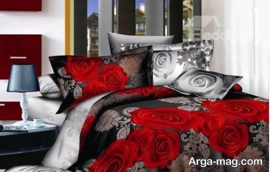 مدل روتختی 2 نفره برای دیزاین اتاق خواب