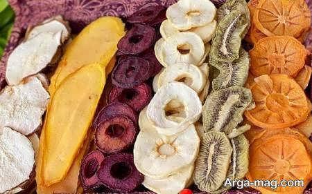 روش های آسان و کاربردی برای خشکاندن موز
