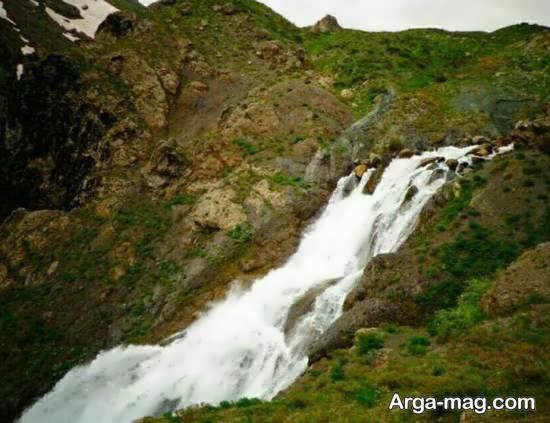 آشنایی با جاذبه های تفریحی زیبای آبشار سوله دوکل