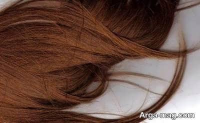 رنگ کردن مو با حنا به همراه نکات طلایی