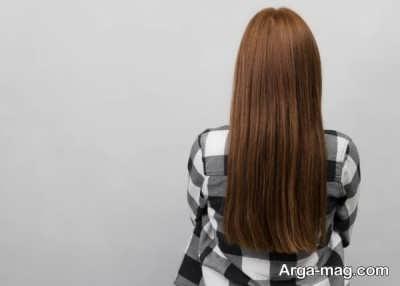 نحوه رنگ کردن مو با حنا