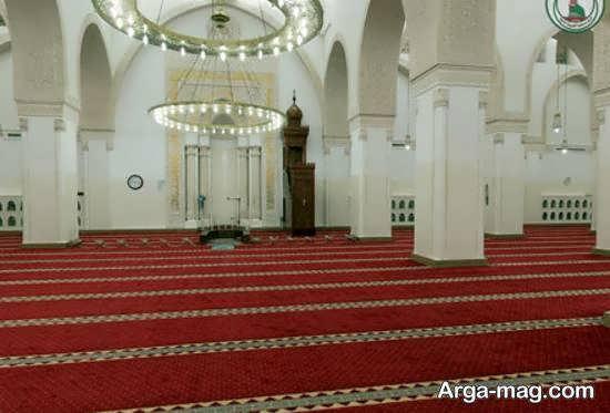 مسجد ذوقبلتین یا دو قبله ای
