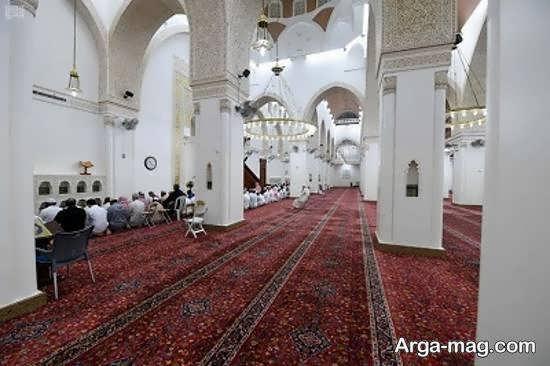 مسجد ذوقبلتین و نماز خواندن پیامبر و تغییر قبله