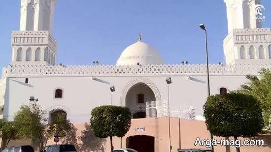 مسجد ذوقبلتین یا همان دوقبله ای