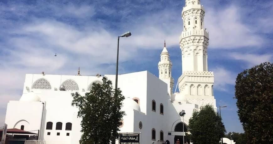 آشنایی با مسجد بزرگ ذوقبلتین