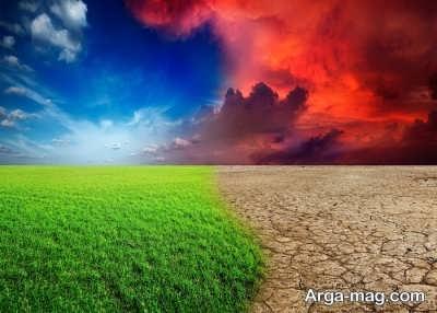 آشنایی با تفاوت های اقلیمی در قاره ها