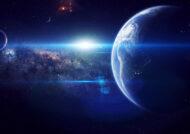 آشنایی با نحوه شکل گیری زمین