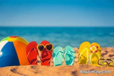 انشا جالب در مورد تابستان