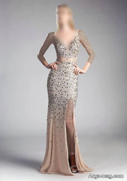 مدل های لباس شب