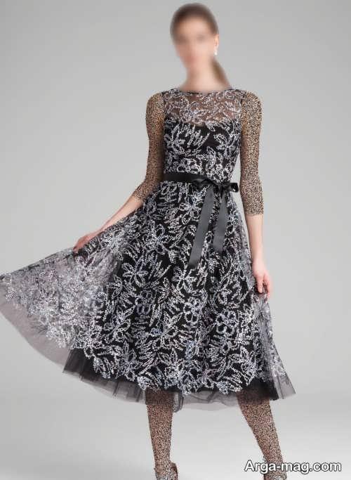 لباس شب طرحدار