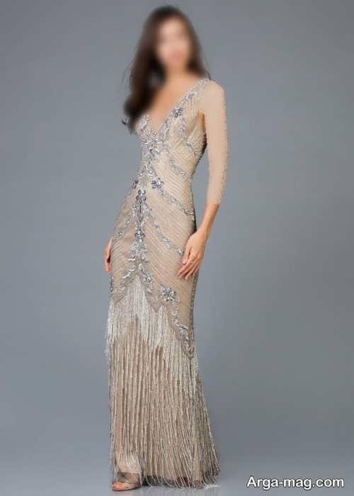 مدل های لباس شب 1400