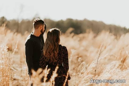 فیگور جذاب عاشقانه بدون چهره