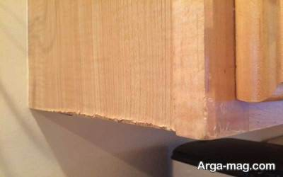 نحوه تعمیر کابینت های چوبی