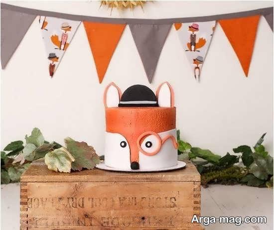 ایده هایی دوست داشتنی از طرح تولد روباه