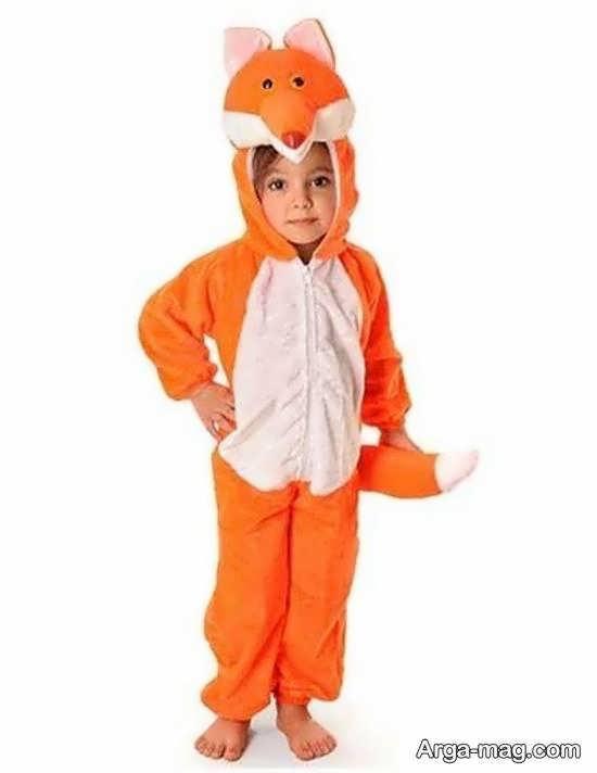 پس زمینه و طرح تولد به شکل روباه