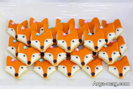 تم میلاد روباه به شکلی دوست داشتنی