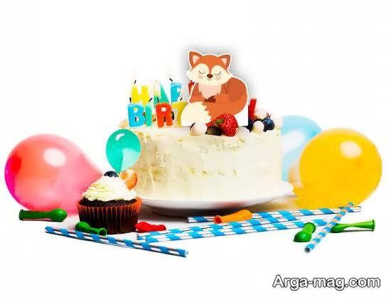 ایده هایی بینظیر از تم تولد روباه