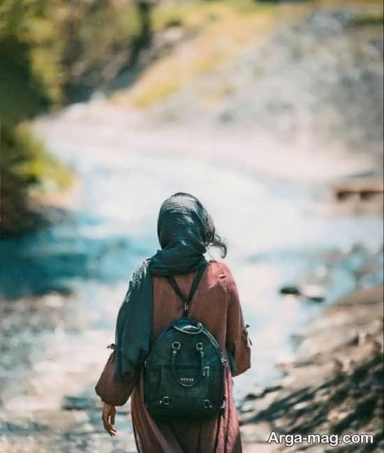 فیگور عکس زیبا از پشت