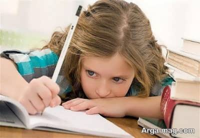شیوه کمک به انجام تکالیف کودک