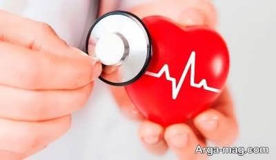 علل ضربان سریع قلب