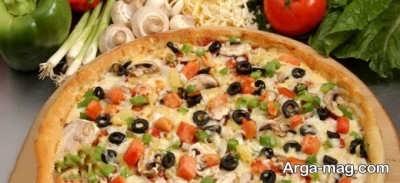 طرز تهیه پیتزا ویکتوریا با طعم منحصر به فرد