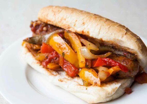 آشنایی با طرز تهیه ساندویچ هندی