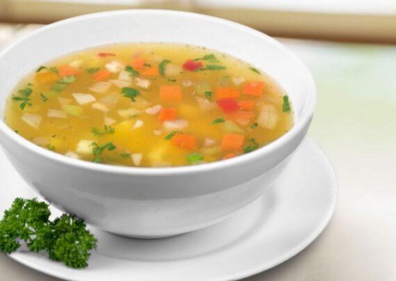 آموزش طرز تهیه سوپ فوری