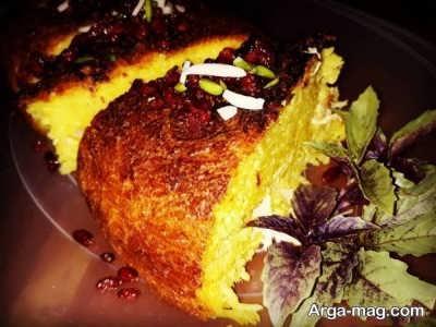 طرز تهیه ته چین شیرازی با طعم عالی