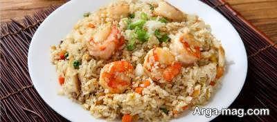 طرز پخت غذای تایلندی خوش طعم و مزه