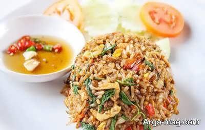 طرز تهیه غذای تایلندی چهار غذای متفاوت با طعم های متنوع