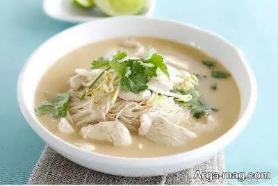 آموزش طرز تهیه غذای تایلندی