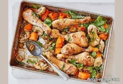 دستور تهیه غذا های رژیمی با مرغ