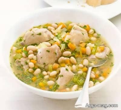 روش پخت غذای رژیمی با مرغ