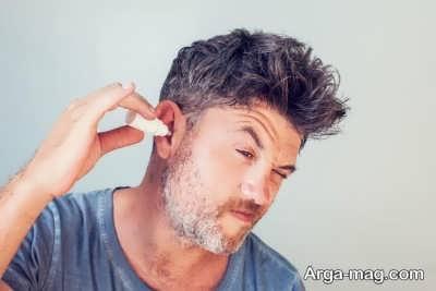 درمان مشکل گوش با آب اکسیژنه