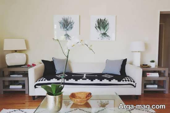 Iranian living room decoration 3 1 - دکوراسیون نشیمن ایرانی با ۶۶ طراحی منحصر به فرد و ایده آل