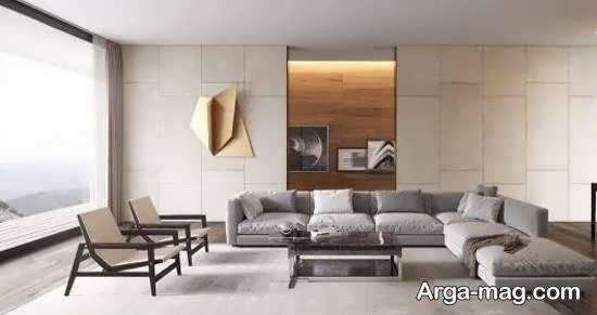 Iranian living room decoration 30 - دکوراسیون نشیمن ایرانی با ۶۶ طراحی منحصر به فرد و ایده آل