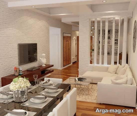 Iranian living room decoration 48 - دکوراسیون نشیمن ایرانی با ۶۶ طراحی منحصر به فرد و ایده آل