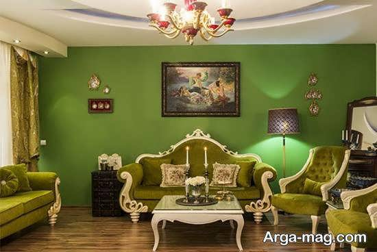 Iranian living room decoration 5 1 - دکوراسیون نشیمن ایرانی با ۶۶ طراحی منحصر به فرد و ایده آل