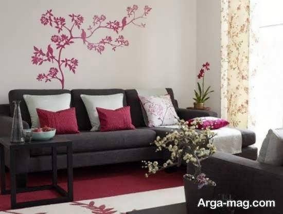 Iranian living room decoration 55 - دکوراسیون نشیمن ایرانی با ۶۶ طراحی منحصر به فرد و ایده آل
