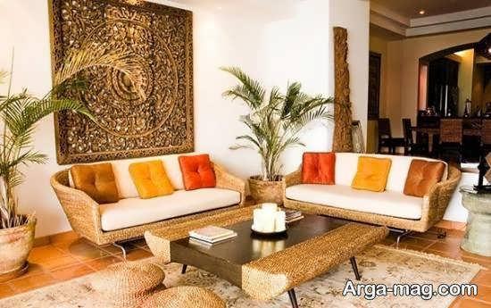 Iranian living room decoration 58 - دکوراسیون نشیمن ایرانی با ۶۶ طراحی منحصر به فرد و ایده آل