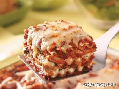 ست غذایی ایتالیایی
