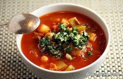 روش تهیه سوپ لوبیا سفید