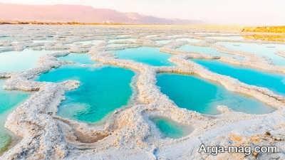 آشنایی با خصوصیات دریای مرده در اردن