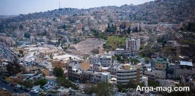 خلاصه ای تاریخ کشور اردن