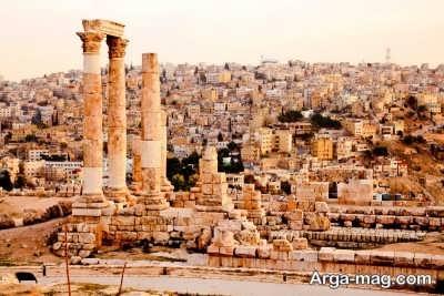 بازدید از وادی روم در اردن