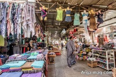 بازار های معروف در کشور اردن