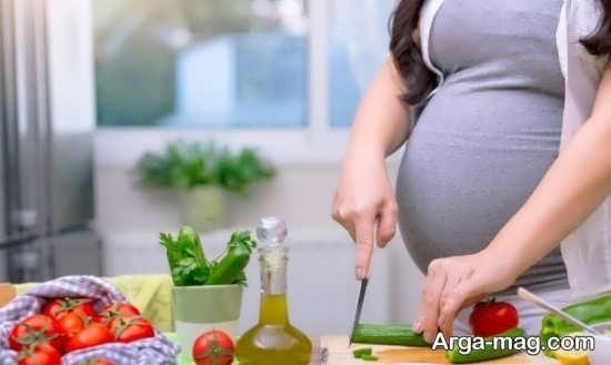 فواید سس کچاپ در بارداری